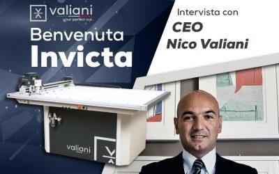 Benvenuta Invicta: il CEO Nico Valiani ci racconta la grande novità del 2021